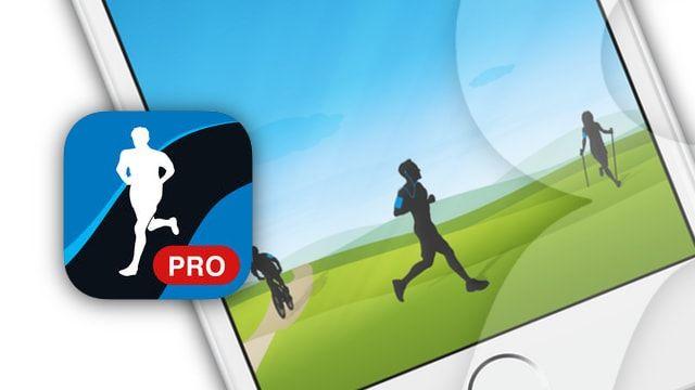 Runtastic PRO GPS для iPhone и Apple Watch - бег, фитнес, велосипед