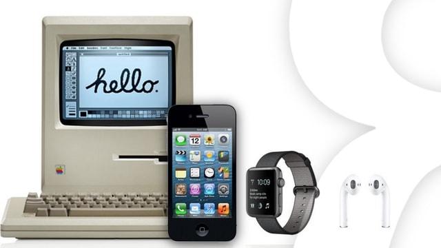 Скорость Apple устройств