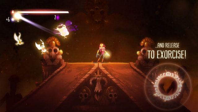 Игра Towaga для iPhone и iPad - красочный шутер о борьбе добра и зла
