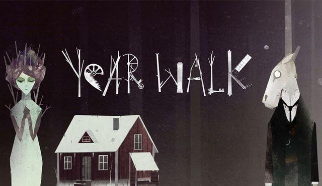 Игра Year Walk - мрачная сказка для iPhone, iPad и Mac