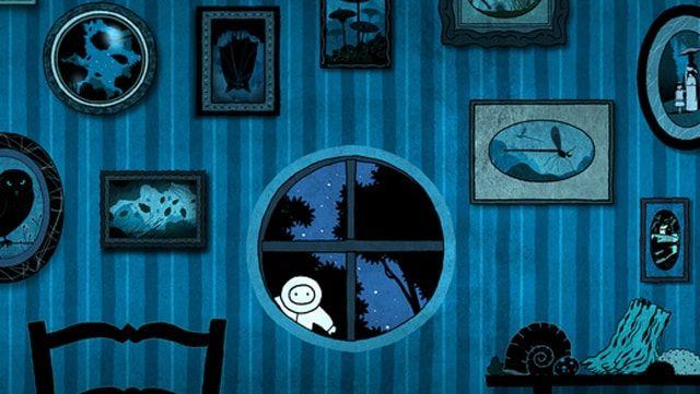 Игра Yuri для iOS и Mac - авторский платформер с оригинальной рисовкой и неповторимой атмосферой
