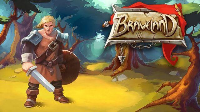 Игра Braveland для iPhone и iPad - почувствуйте себя храбрым воином