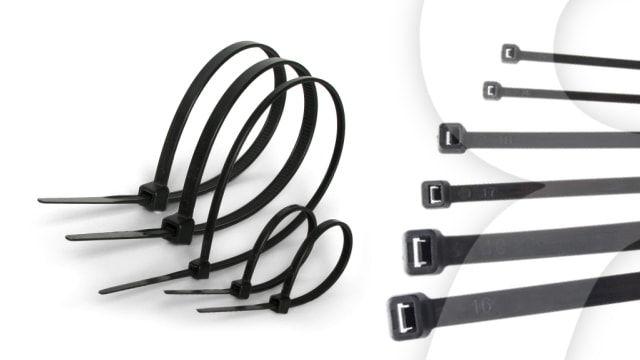 7 неожиданных способов применения кабельной стяжки (хомута)
