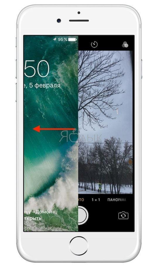 10 функций камеры iPhone