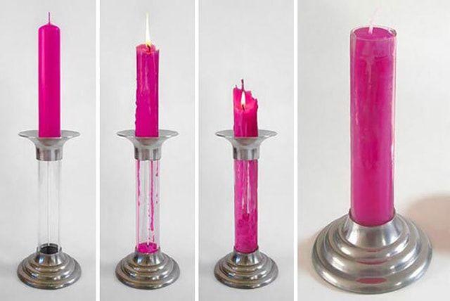 Многоразовая свеча