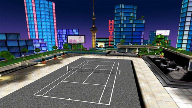 Крутой теннис 3