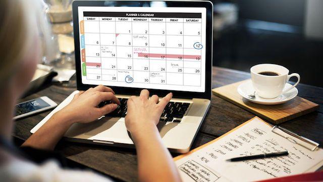 Планирование календарь