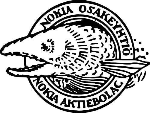 Первый логотип Nokia