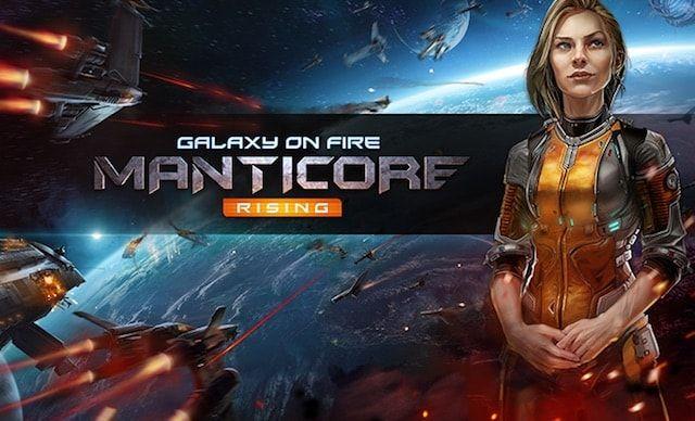Galaxy on Fire – Manticore Rising