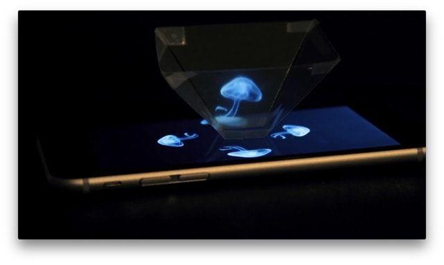 Голограмма iPhone