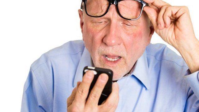 Как снизить нагрузку на глаза при работе с iPhone