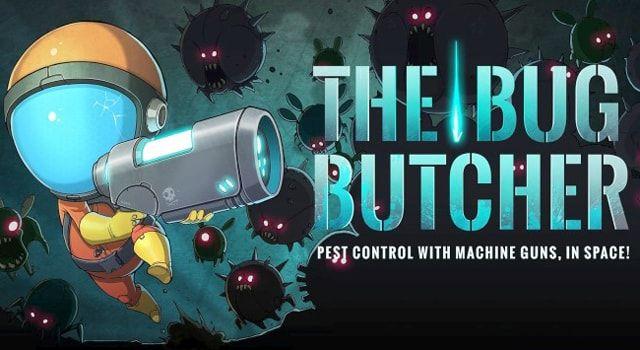 Игра The Bug Butcher для iPhone и iPad — уничтожьте всех инопланетных жуков
