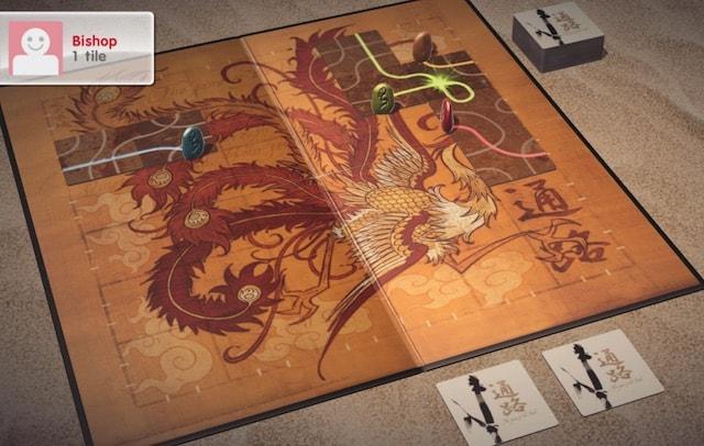 Игра Tsuro для iPhone и iPad