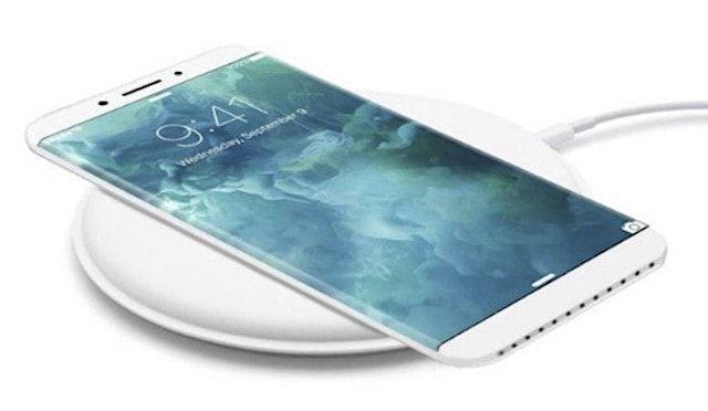 Беспроводная зарядка для iPhone 8