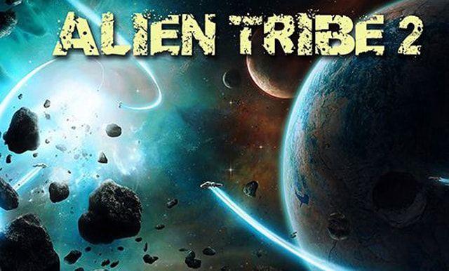 Игра ALIEN TRIBE 2 для iPhone и iPad — увлекательная космическая стратегия с элементами tower defence