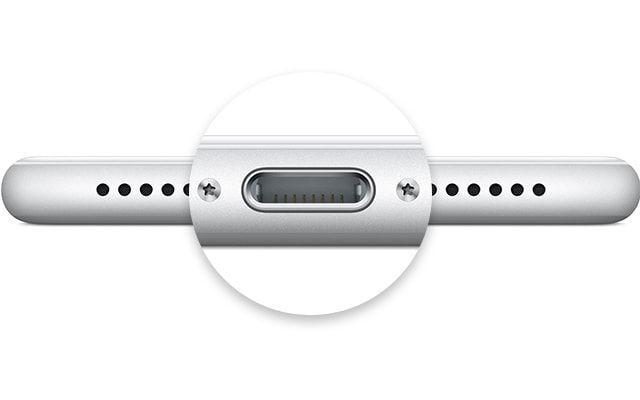 Apple объединит Lightning и USB-C в iPhone 8