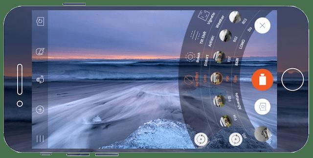 Musemage — лучшая iOS-камера
