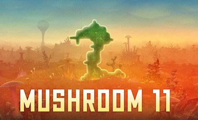Игра Mushroom 11 для iPhone и iPad - увлекательная головоломка в пост-апокалиптическом мире
