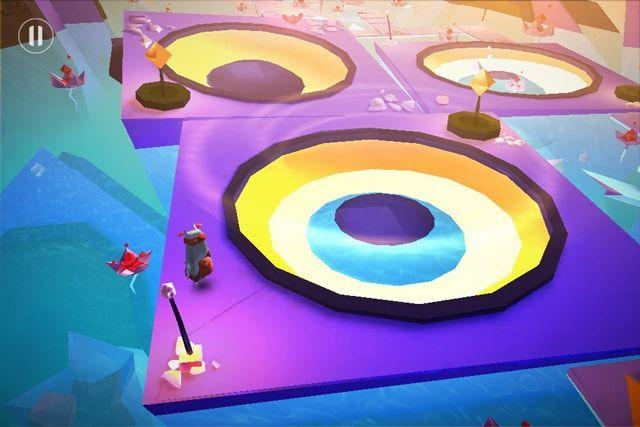 Игра Adventures of Poco Eco для iPhone и iPad — странный гибрид головоломки и интерактивного клипа