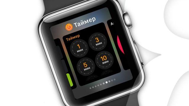 Как открыть и настроить Dock на Apple Watch
