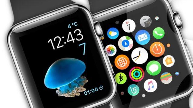 Как сделать скриншот на Apple Watch