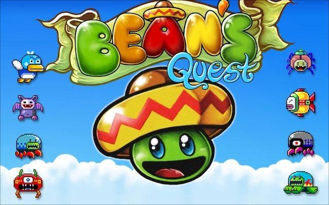 Игра Bean's Quest для iPhone и iPad