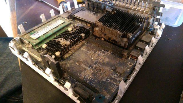 12 самых грязных компьютеров в мире