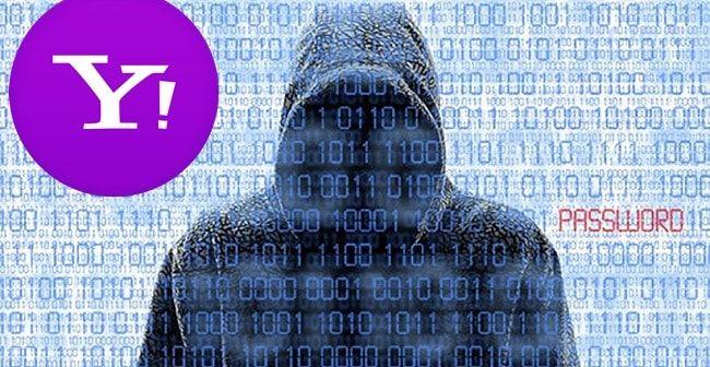Взлом Yahoo