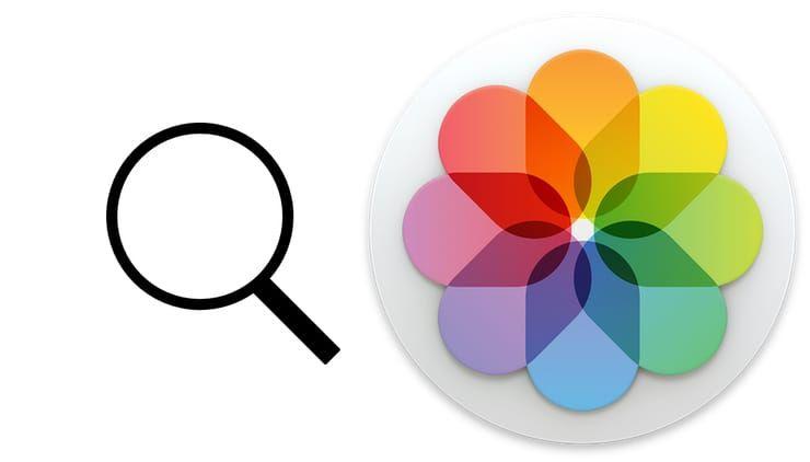 Как найти все имеющиеся фотографии (изображения) на Mac (macOS)