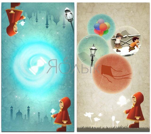 Головоломка Lost Journey для iPhone и iPad — номинант на лучшую игру Китая по версии IndiePlay