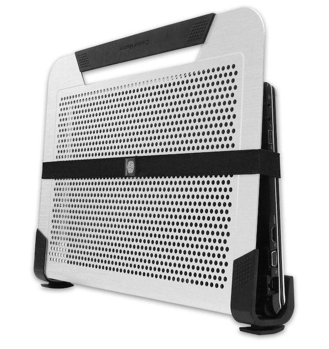 подставка с охлаждением Cooler Master NotePal U3