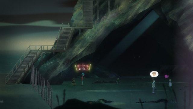 Игра Oxenfree для iPhone и iPad — атмосферная адвенчура с элементами хоррора