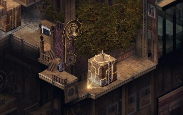 Игра Pavilion Mobile - атмосферная приключенческая головоломка для iPhone и iPad
