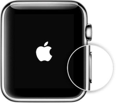Как включить Apple Watch