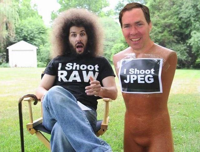 Что такое RAW?