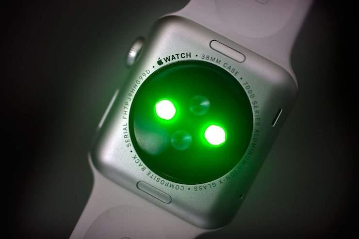 Apple Watch сенсор