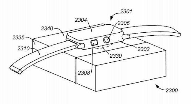 Чехол будущих AirPods - патент