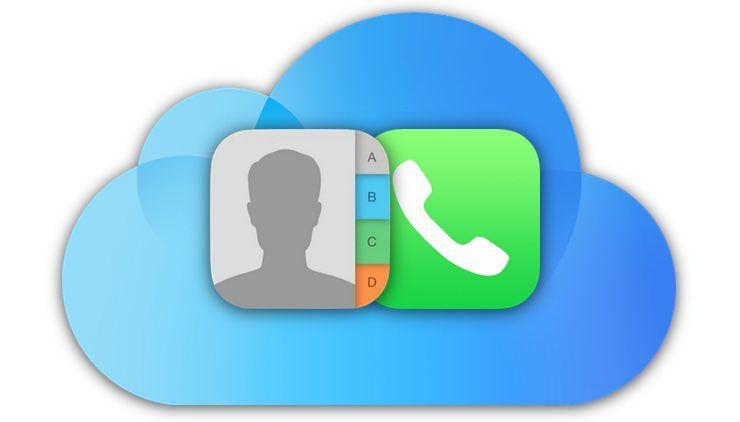 Как правильно сохранять контакты на iPhone в iCloud