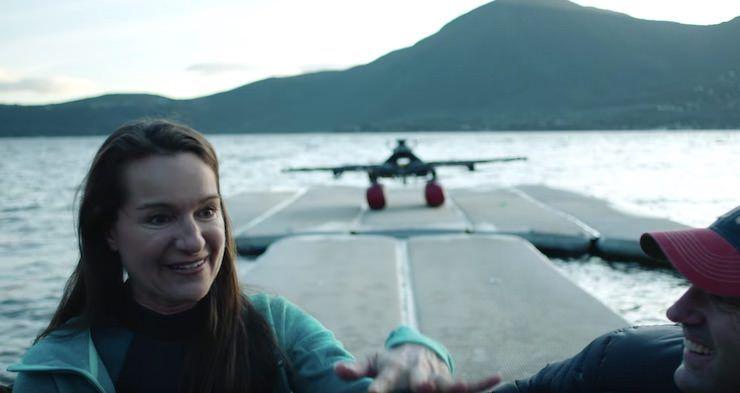 Kitty Hawk Flyer - летающий мотоцикл от основателя Google (видео)