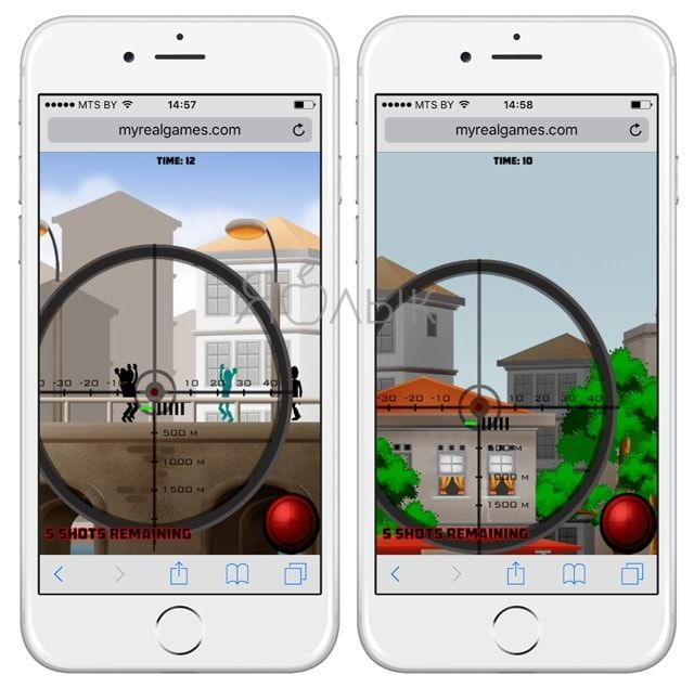 12 игр для iPhone и iPad, в которые можно играть прямо в браузере