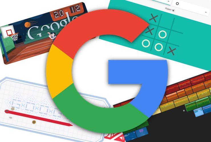 6 игр, в которые можно играть прямо в поиске Google