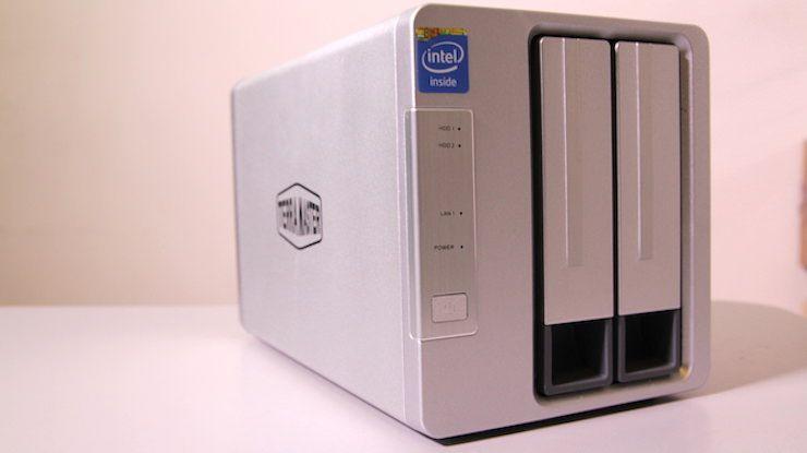 Сервер из старого жесткого диска HDD