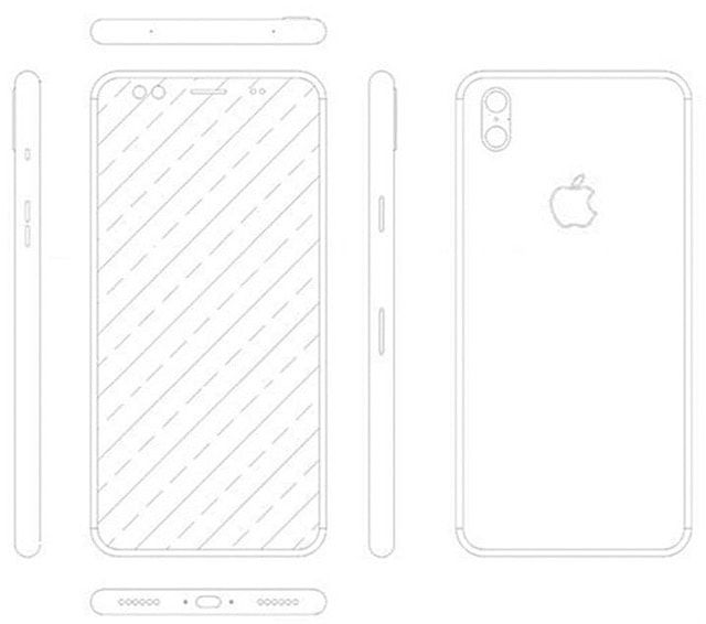 iPhone 8 схема