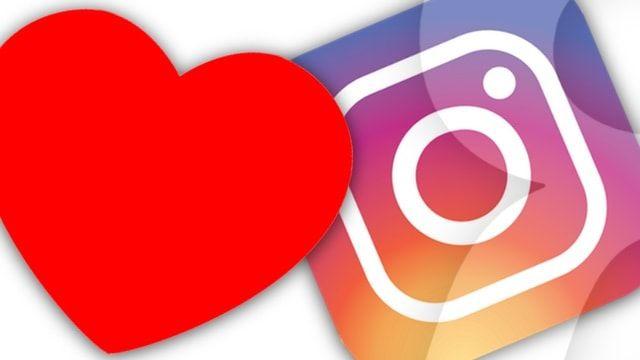 лайков в Instagram
