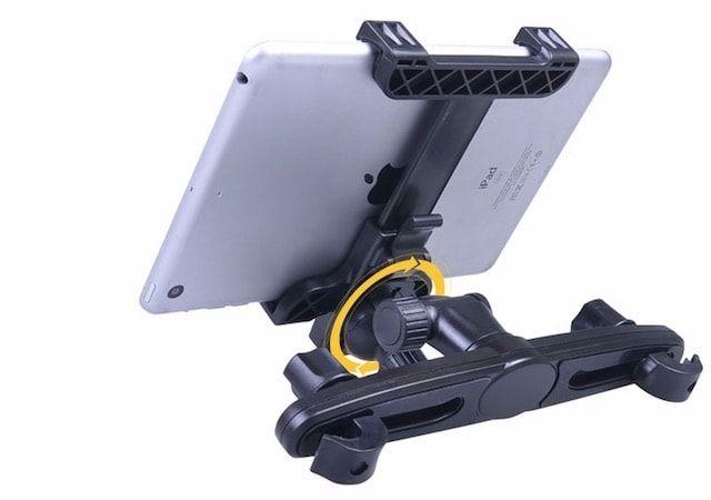 Автомобильные держатели в подголовник для планшетов