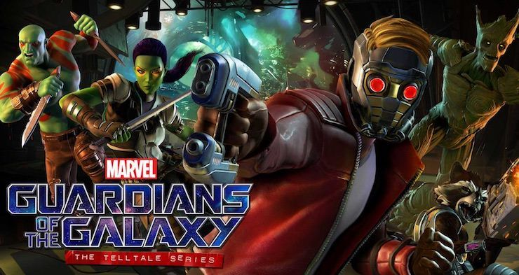 MARVEL «Стражи Галактики (Guardians of the Galaxy): The Telltale Series