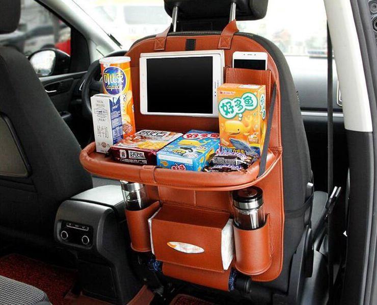 Автомобильные держатели в подголовник для планшетов (iPad, Galaxy Tab и др)