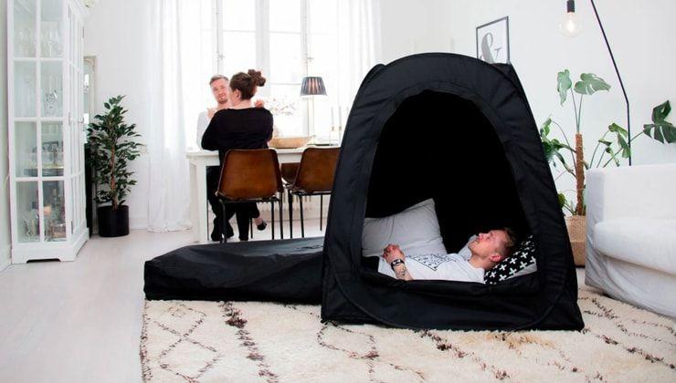 Мини-палатка Pause Pod для отдыха в любом месте