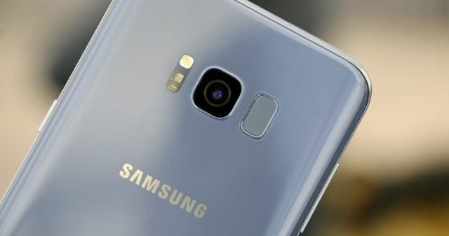 Камера Samsung Galaxy s8
