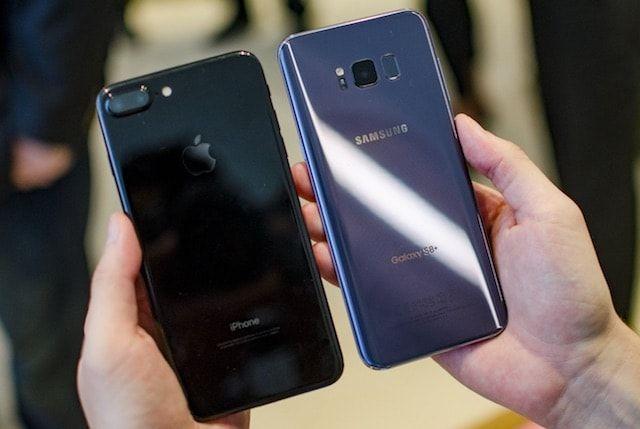 Что лучше Samsung Galaxy S8 или iPhone 7